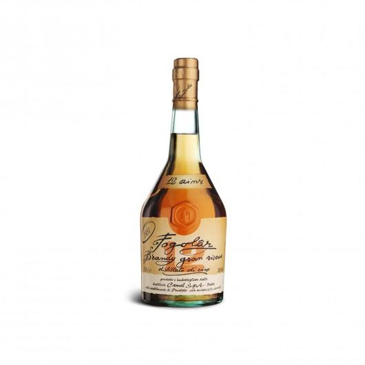 Bepi Tosolini - Brandy Fogolar 12 Anni
