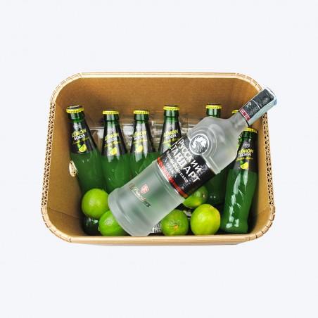 Superkit Vodka Lemon