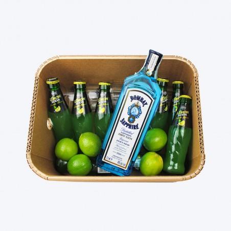 Superkit Gin Lemon