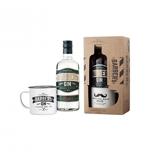 Barber's - London Dry Gin + Mug