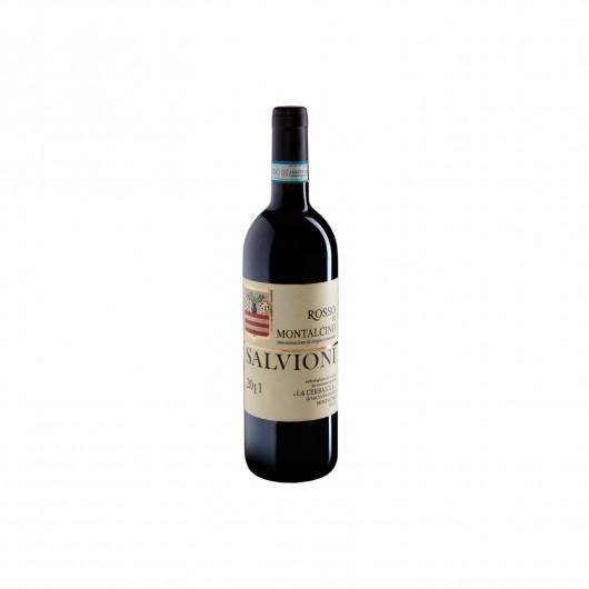 Salvioni - Rosso di Montalcino 2002