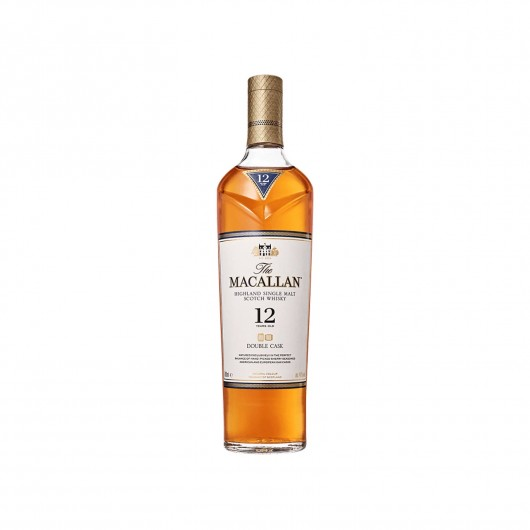 The Macallan - Single malt Scotch Whisky 12 year old double cask