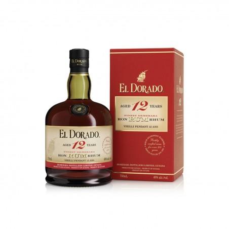 Demerara - Rum El Dorado 12 anni