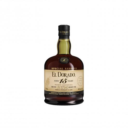 Demerara - Rum Special Reserve El Dorado 15 anni