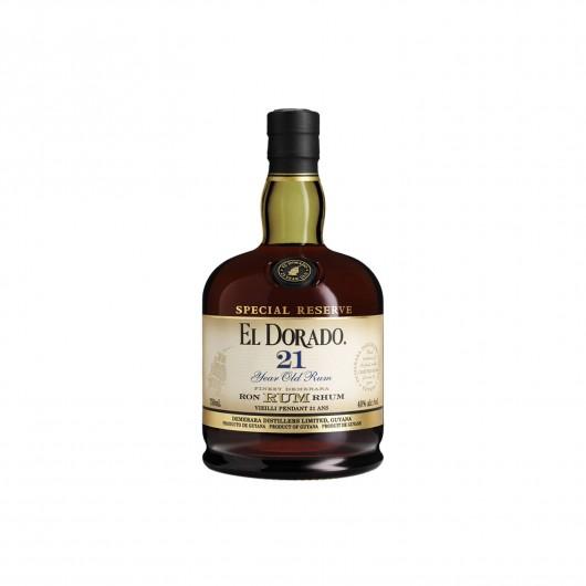 Demerara - Rum Special Reserve El Dorado 21 anni