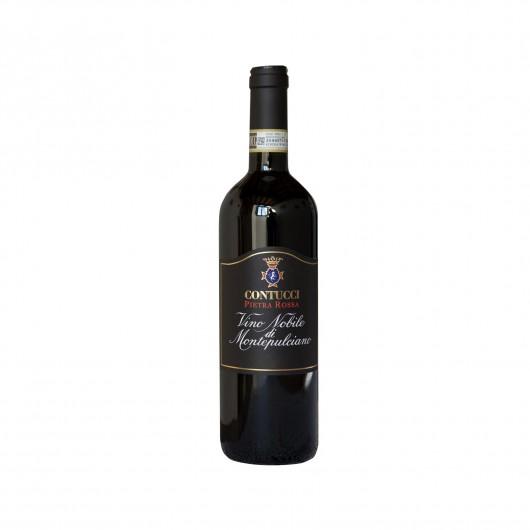 Contucci - Pietra Rossa Vino Noblie di Montepulciano 2015 Magnum