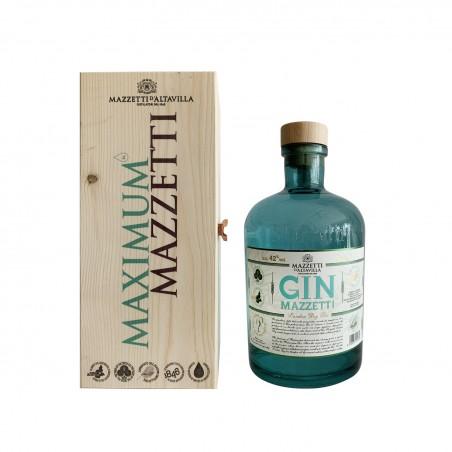 Mazzetti D'Altavilla - Gin Mazzetti 3L
