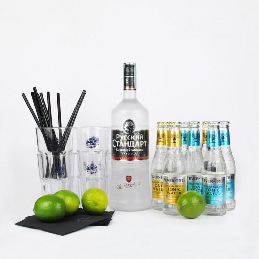 Superkit Vodka Tonic